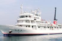商船学校練習船「広島丸」